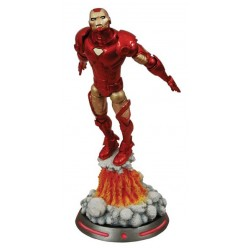 Marvel Select Iron Man (18 cm)