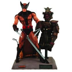 Marvel Select Brown Wolverine (18 cm)