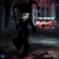 Living Dead Dolls DC Comics Classic Harley Quinn (25 cm)
