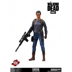 The Walking Dead TV Version Sasha (13 cm)