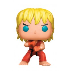 Street Fighter POP! Games Vinyl Figur Ken (Special Attack) (10 cm)