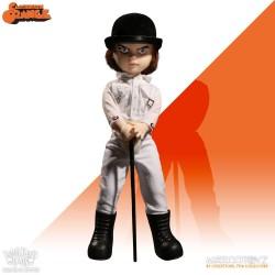 Living Dead Dolls Uhrwerk Orange Puppe Showtime Alex DeLarge (25 cm)
