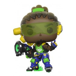 Overwatch POP! Games Vinyl Figur Lucio (10 cm)