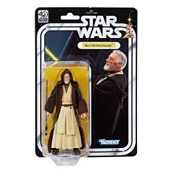 "Star Wars Black Series 40th Anniversary Wave 1 Obi-Wan Kenobi 6"" (15 cm)"
