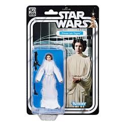 "Star Wars Black Series 40th Anniversary Wave 1 Princess Leia 6"" (15 cm)"