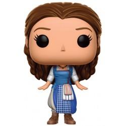 Die Schöne und das Biest POP! Disney Vinyl Figur Belle (Village Outfit) (10 cm)