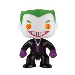 DC Comics POP! Heroes Vinyl Figur The Joker (Black Suit) (10 cm)