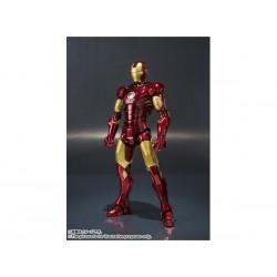 Marvel S.H. Figuarts Actionfigur Iron Man Mark 3 (15 cm)