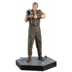 The Alien & Predator Figurine Collection Johner (Alien Resurrection) (12 cm)