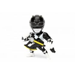 Power Rangers Metals Diecast Minifigur Black Ranger (10 cm)