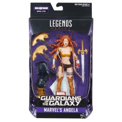 "Marvel Legends Series 01 'Guardians of the Galaxy Vol.2' Angela 6"" (15 cm)"