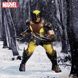 Marvel Universe Actionfigur One:12 Wolverine (15 cm)