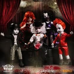 Living Dead Dolls Series 33 Moulin Morgue komplett mit 5 Puppen (25 cm)