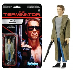 Terminator ReAction Actionfigur Kyle Reese (10 cm)