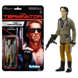 Terminator ReAction Actionfigur Terminator (10 cm)