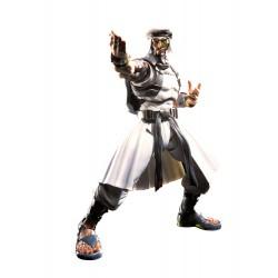Street Fighter V S.H. Figuarts Actionfigur Rashid (15 cm)
