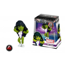 Marvel Girls Metals Diecast Minifigur She-Hulk (10 cm)