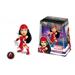 Marvel Girls Metals Diecast Minifigur Elektra (10 cm)