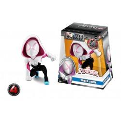 Marvel Spider-Man Metals Diecast Minifigur Spider-Gwen (10 cm)