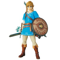 The Legend of Zelda Breath of the Wild RAH Actionfigur 1/6 Link (30 cm)