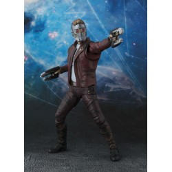 Guardians of the Galaxy Vol. 2 S.H. Figuarts Actionfigur Star-Lord & Explosion (17 cm)