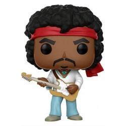 Jimi Hendrix POP! Rocks Vinyl Figur Jimi Hendrix (10 cm)