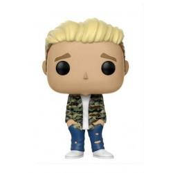 Justin Bieber POP! Rocks Vinyl Figur Justin (10 cm)