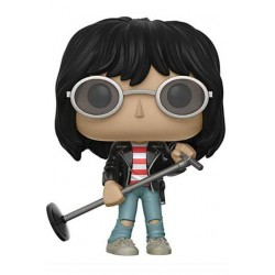 Ramones POP! Rocks Vinyl Figur Joey Ramone (10 cm)