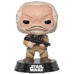 Star Wars Rogue One Funko POP! Vinyl Wackelkopf-Figur Weeteef Cyubee (10 cm)