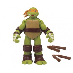 Turtles Basic Actionfigur Tongue-Poppin' Mikey (11 cm)
