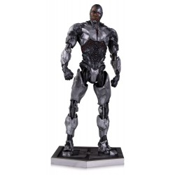 Justice League Movie Statue Cyborg (33 cm)