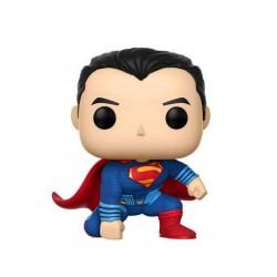 DC Justice League Movie POP! Movies Vinyl Figur Superman (Landing Pose) (10 cm)