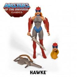 Masters of the Universe Classics Hawke
