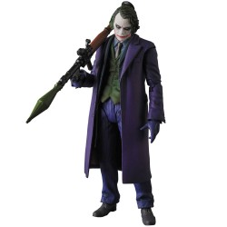 The Dark Knight MAFEX Actionfigur The Joker (Version 2) (16 cm)