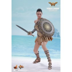 Hot Toys Wonder Woman Movie Masterpiece Actionfigur 1/6 Wonder Woman Training Armor (29 cm)