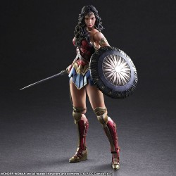 Wonder Woman Movie Play Arts Kai Actionfigur Wonder Woman (25 cm)