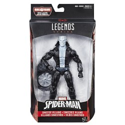 """Marvel Legends Series 01 'Spider-Man Homecoming' Actionfigur Tombstone 6"""" (15 cm)"""