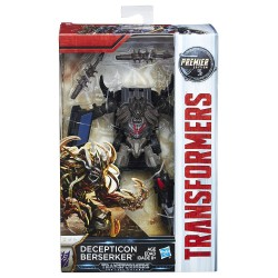 Transformers Premier Deluxe The Last Knight Berserker (15 cm)