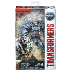 Transformers Premier Deluxe The Last Knight Dinobot Slash (15 cm)