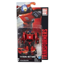 Transformers Generations Legends Titans Return Roadburn (10 cm)
