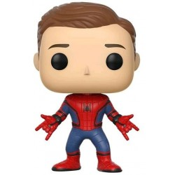 Marvel Spider-Man Homecoming POP! Marvel Vinyl Figur Spider-Man (Unmasked) (10 cm)