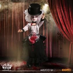 Living Dead Dolls Series 33 'Moulin Morgue' Madame La Morte (25 cm)