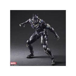 Play Arts Kai Marvel Universe Actionfigur Black Panther (27 cm)