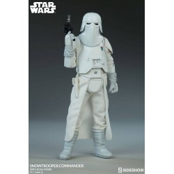 Star Wars Sideshow Collectibles 1/6 Actionfigur Snowtrooper Commander (30 cm)