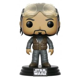 Star Wars Rogue One POP! Vinyl Wackelkopf-Figur Bodhi (SDCC 2017 Exclusive) (10 cm)