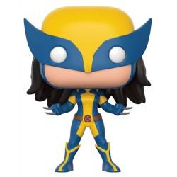 Marvel X-Men POP! Vinyl Wackelkopf-Figur X-23 (10 cm)