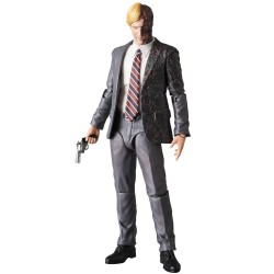 The Dark Knight MAFEX Actionfigur Harvey Dent (Two Face) (16 cm)
