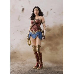 DC Justice League S.H. Figuarts Actionfigur Wonder Woman (15 cm)