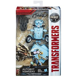 Transformers Premier Deluxe The Last Knight Sqweeks (15 cm)