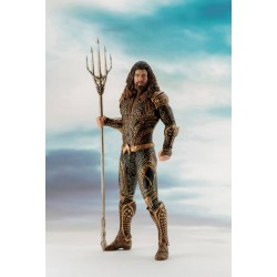 DC Justice League (Movie) ARTFX+ Statue 1/10 Aquaman (20 cm)